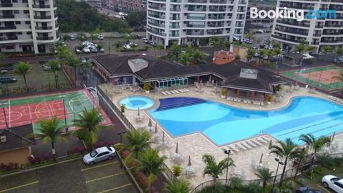 Apartment for 2 people in Rio de Janeiro.