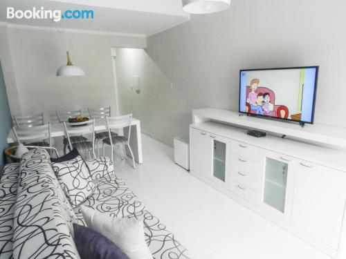 Home with wifi with two bedrooms.