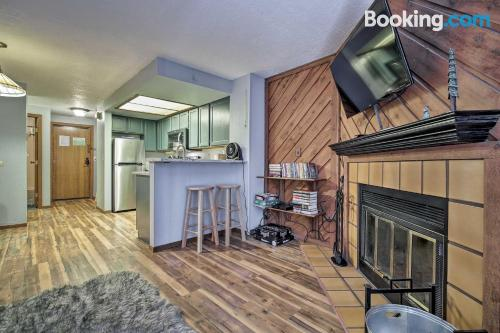 1 bedroom apartment place in Brian Head with internet.