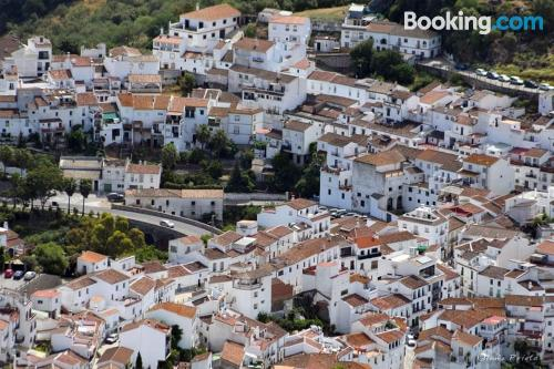 Place for 2 people in Gaucín in central location