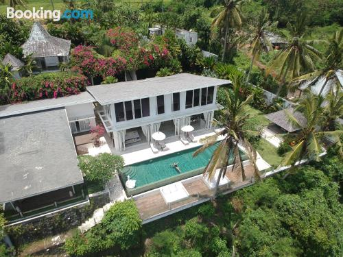 Place in Ubud for families