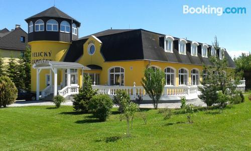 Apartamento con terraza en Poprad