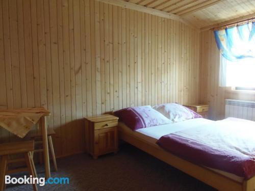 Apartment in Bukowina Tatrzańska with heat and wifi