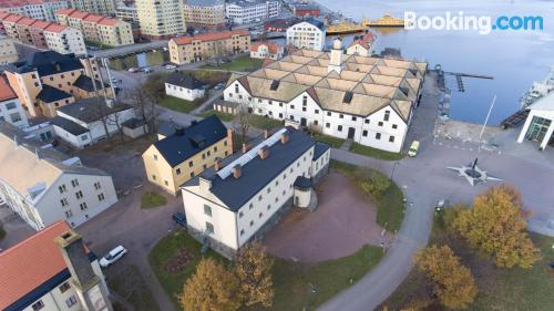Apartamento pet friendly en zona centro en Karlskrona