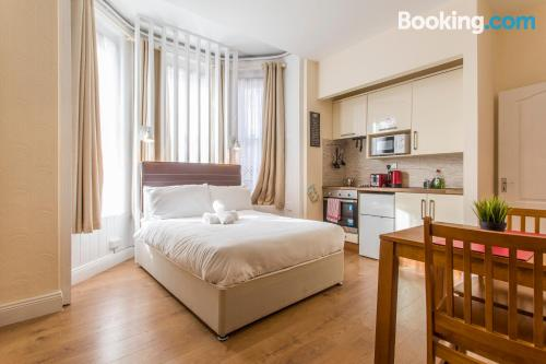 Perfect 1 bedroom apartment. Cute!