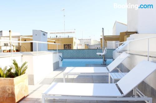 Incredible location in Seville perfect for groups