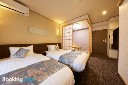 Apartment with internet in Kyoto.