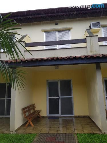 2 rooms home in Bertioga.