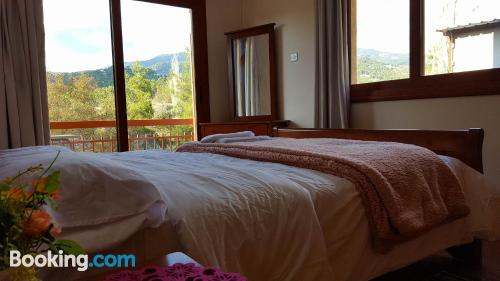 Place for two in Trimiklini with air-con