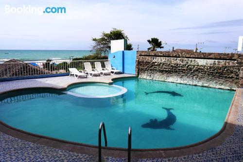Apartamento acogedor con piscina