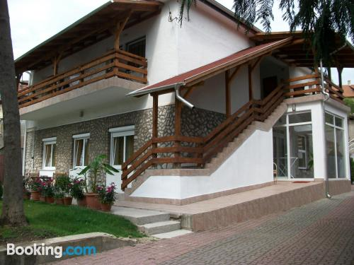 Home for 2 in Miskolctapolca. Enjoy your terrace