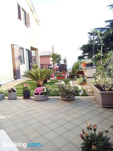 Apartamento en Adrano. Ideal para cinco o más