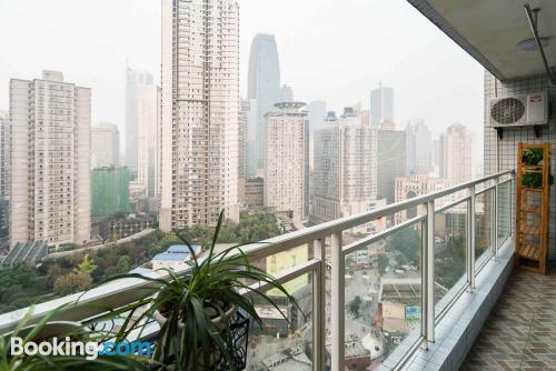 Comfortable apartment in Chongqing. Ideal!.