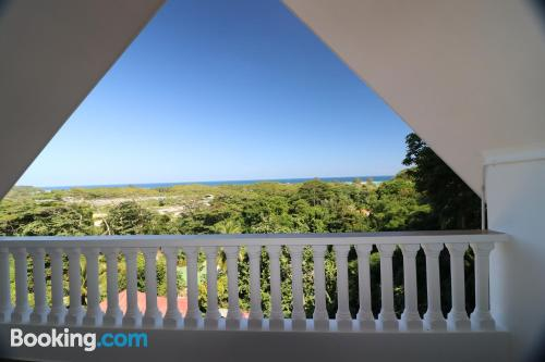 Apartment with internet in Anse Royale.