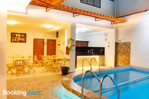 Terrace and wifi apartment in Tarapoto. Convenient!