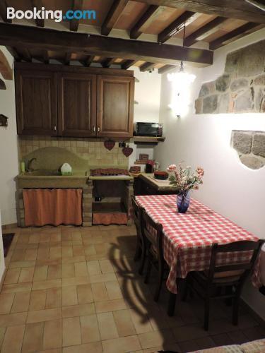 Dos dormitorios en zona increíble en Radicofani.