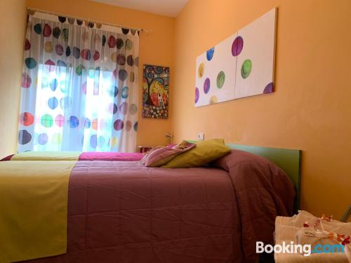 Apartamento para grupos en Teruel. ¡pet friendly!.