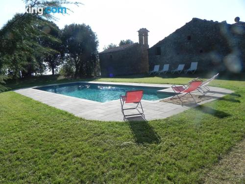 Place with internet. Enjoy your swimming pool in Civitella in val di chiana!