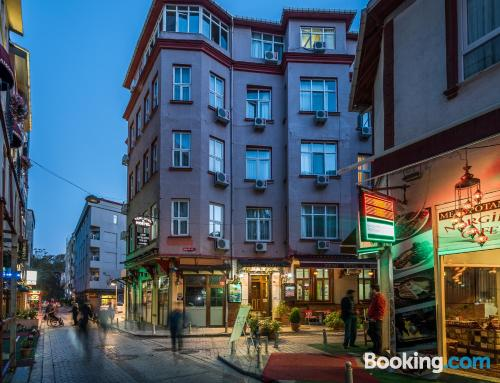 Enjoy in Istanbul for two