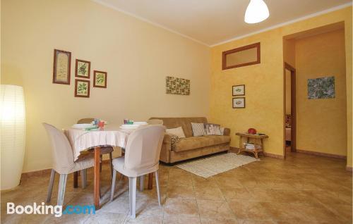 One bedroom apartment in Altavilla Milicia. Perfect!