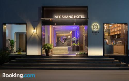 Apartamento de 25m2 en Suzhou ¡con vistas!.