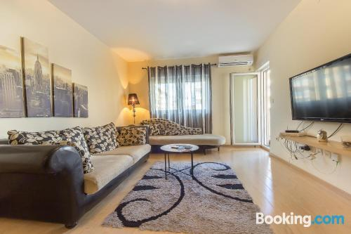 Comfortable apartment with heat