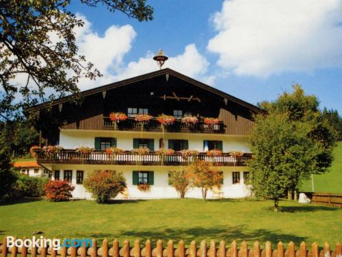Apartamento práctico en Aschau im Chiemgau.
