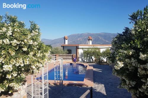 Apartamento para cinco o más en Granada.