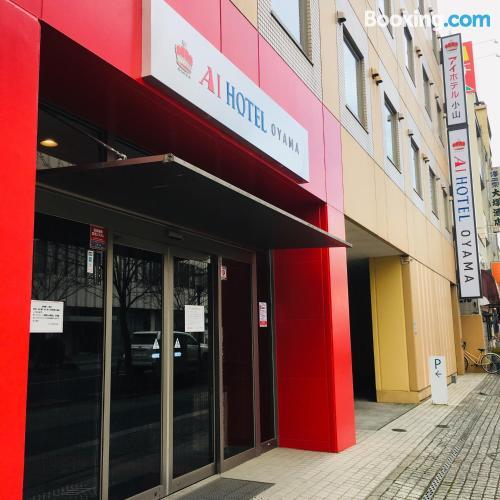Apartamento en Oyama. ¡Conexión a internet!