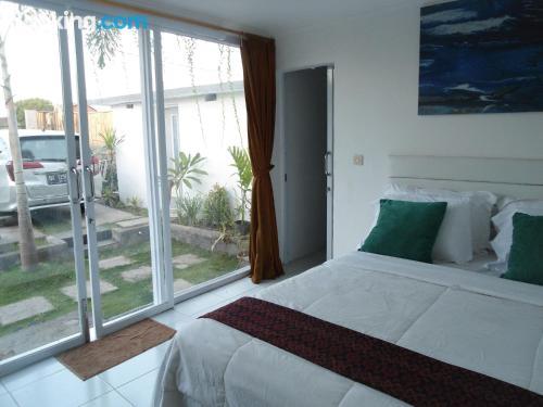 Petite apartment in Singaraja.
