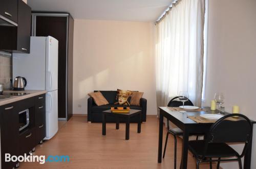 Apartamento de 35m2 en Arkhangelsk para parejas