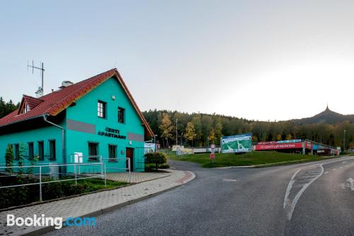 Family friendly home in Liberec.