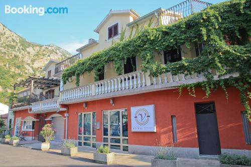 Apartment in Kotor with terrace and internet.