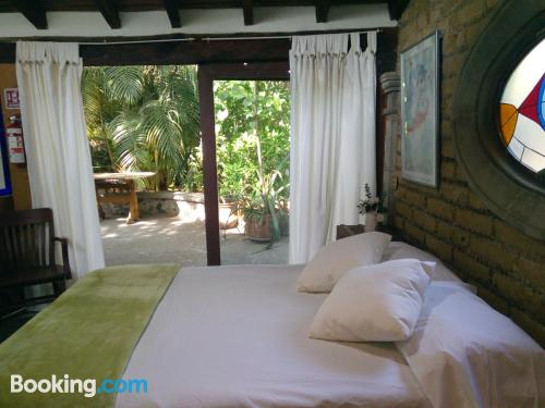One bedroom apartment in Cuernavaca. Convenient for two!