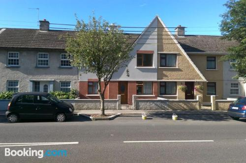 Apartment with terrace in superb location of Tralee