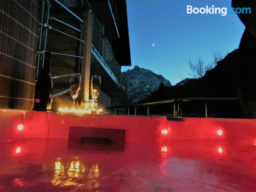 Place in Kranjska Gora with terrace and internet