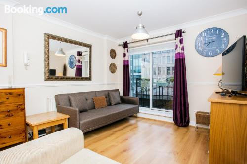 1 bedroom apartment in London. Good choice!