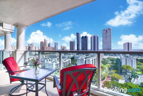 Apartment in Sunny Isles Beachin incredible location.