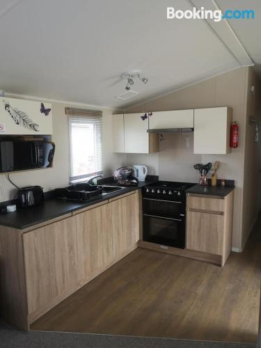 Place in Burmarsh perfect for groups.