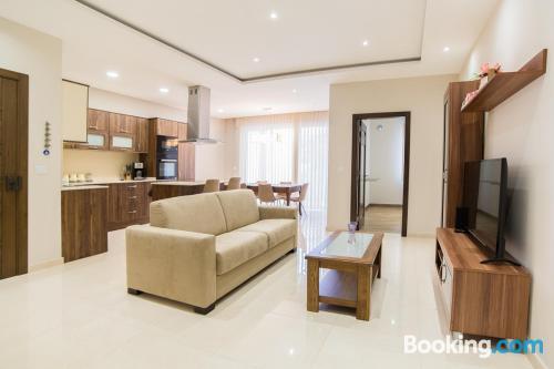 Apartamento con vistas de dos habitaciones