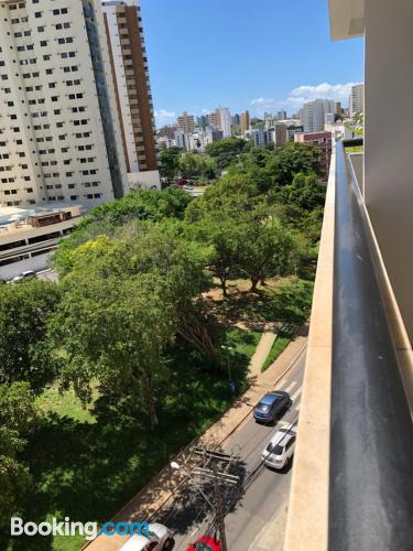 Apartment in Salvador with internet.