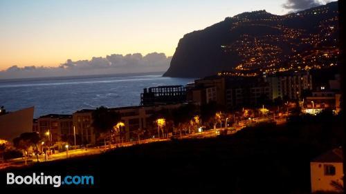 Apartamento con conexión a internet en Funchal