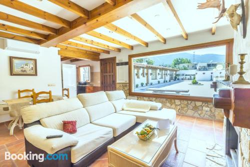 Two bedrooms apartment in Alhaurín de la Torre with swimming pool.