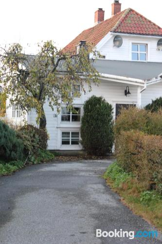 Place in Kristiansand. 70m2.