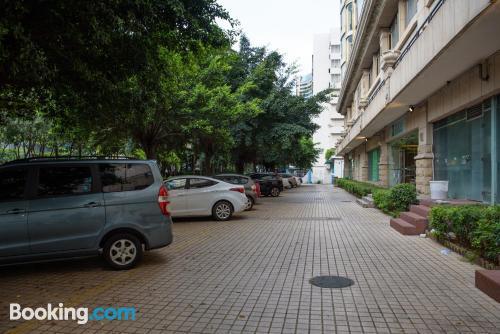 Apartamento para parejas en Foshan. ¡Wifi!