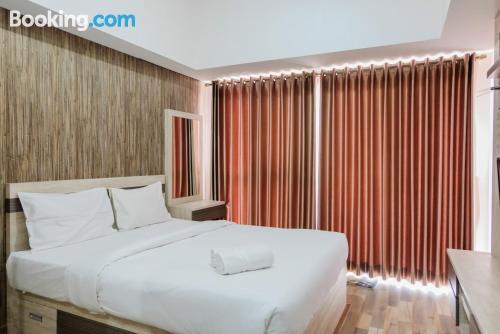 Apartamento de 29m2 en Tangerang con wifi.