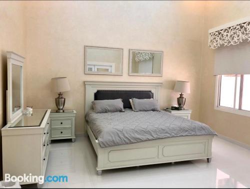 Apartamento con aire acondicionado. Ideal para grupos.