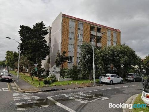 Place in Cape Town with one bedroom apartment.