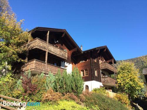 Apartamento con terraza en Blatten bei Naters