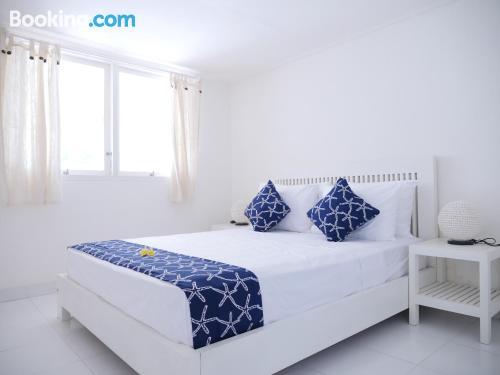 Apartamento de 110m2 en Denpasar. Ideal para cinco o más